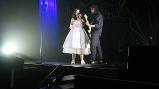 Lorde Bruce Springsteen 39 Im On Fire 39 cover 39 400 Lux 39 mashup - 8Nov2017 Christchurch.mp3