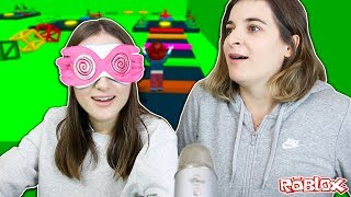 YOUR FRIEND IS YOUR EYES! PLAYING ROBLOX! 😎