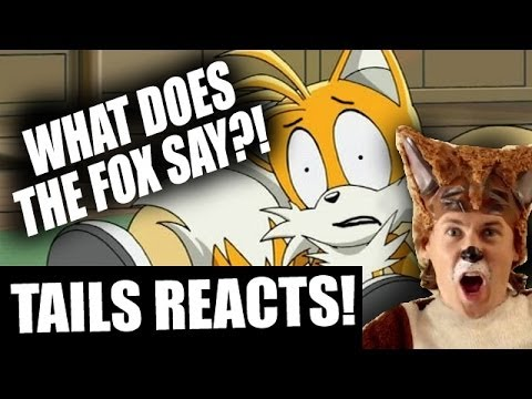 What does the fox say hentai