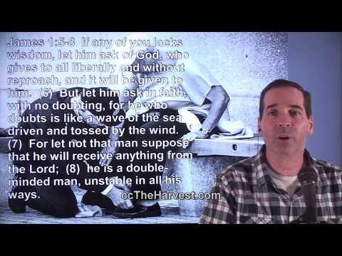 59 James 1 - Ken Zenk - Bible Studies