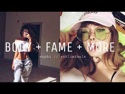 BODY + FAME + MORE - SUBLIMINAL [REQUEST]