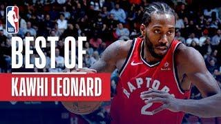 Best of Kawhi Leonard So Far This Season