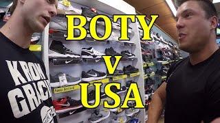 Sportovní Obchod v USA! Zbraně | Boty | Under Armour | NEČEKANÉ PŘEKVAPENÍ!