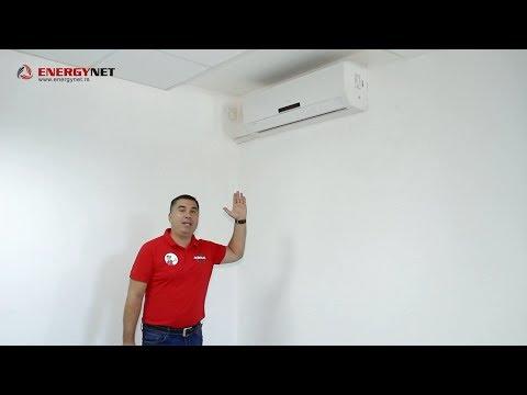 Pravilna montaža klima uređaja - Majstor Žare