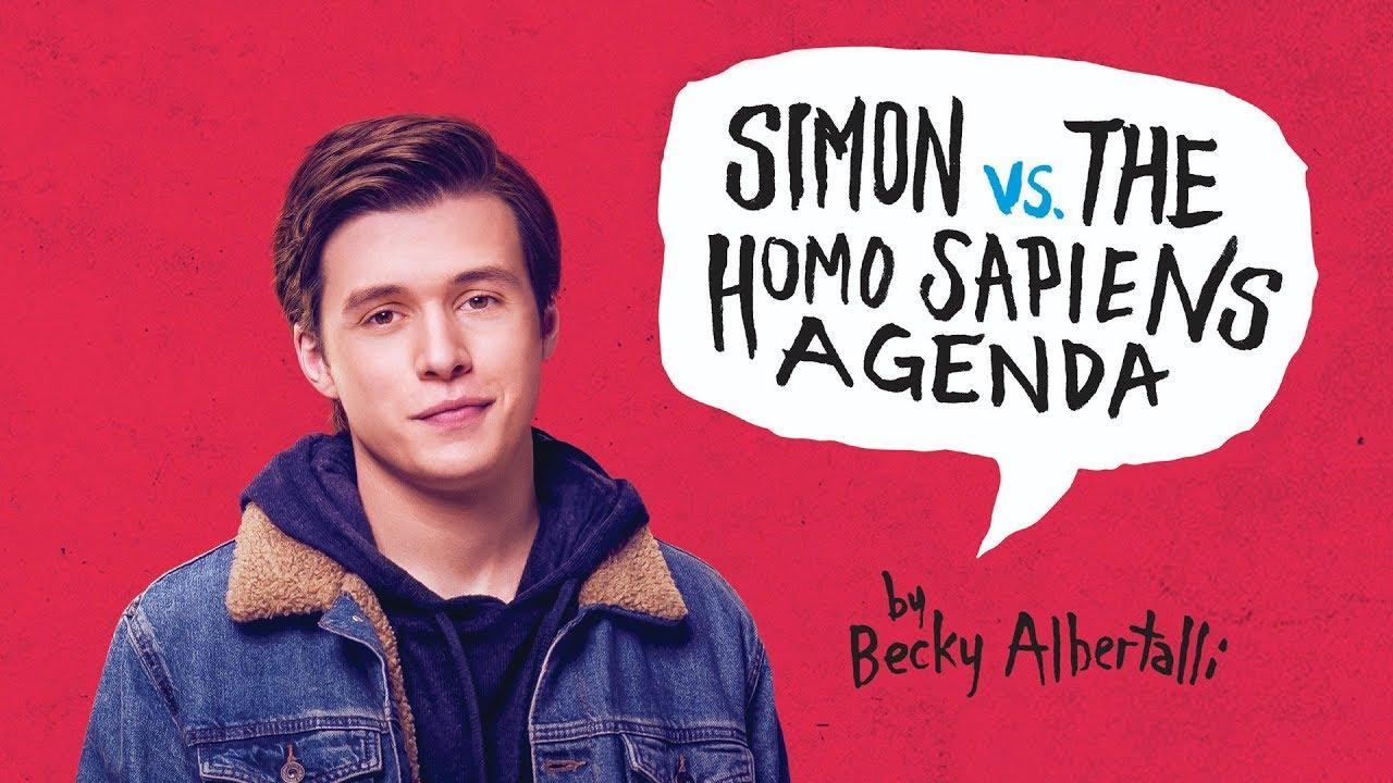 Chapter 1 of SIMON VS THE HOMO SAPIENS AGENDA – Becky Albertalli   Audiobook
