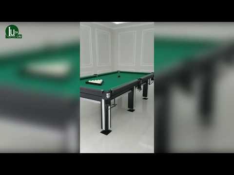 Бильярдный стол Бронкс-Премиум от фабрики РупТур - Luza.ru
