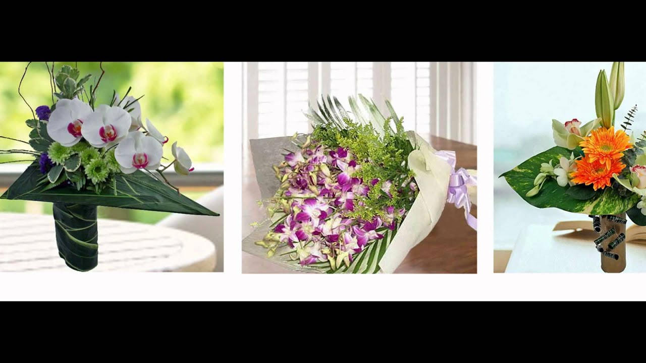 Orchid flower bouquets in singapore florist in singapore youtube orchid flower bouquets in singapore florist in singapore izmirmasajfo