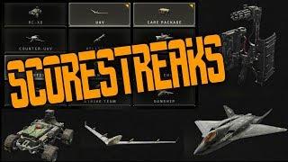 Black ops 4 scorestreaks.all the killstreaks