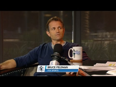 FOX Sports College Football Analyst Bruce Feldman Talks College Football & More - 10/25/16