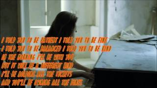 Skinny Love   Birdy   Paroles