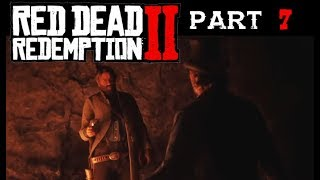Red Dead Redemption 2: Part 7 (with commentary) PS4