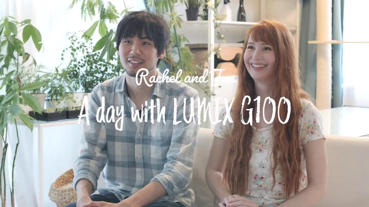 LUMIX G100 - Behind the scenes of G100 x Rachel & Jun