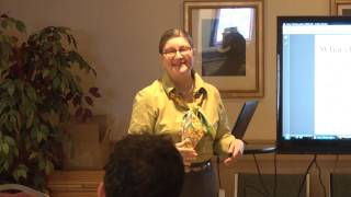 Start with the t-shirt: Holly Moseley at TEDxSiouxRiver