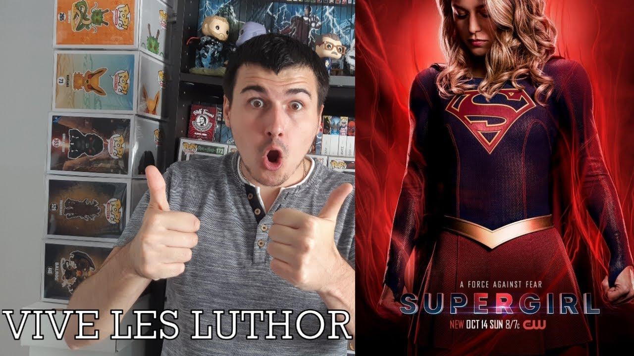 Supergirl Saison 4 Critique - UNE BONNE SURPRISE !