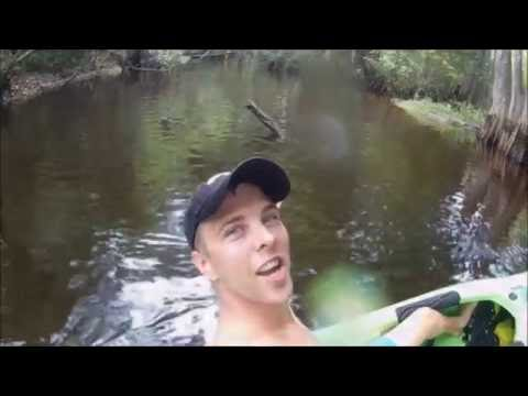 Kayaking the Loxahatchee River