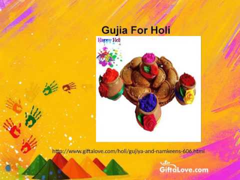 Cheerful Holi Gift Hampers for Colorful Holi Fest!