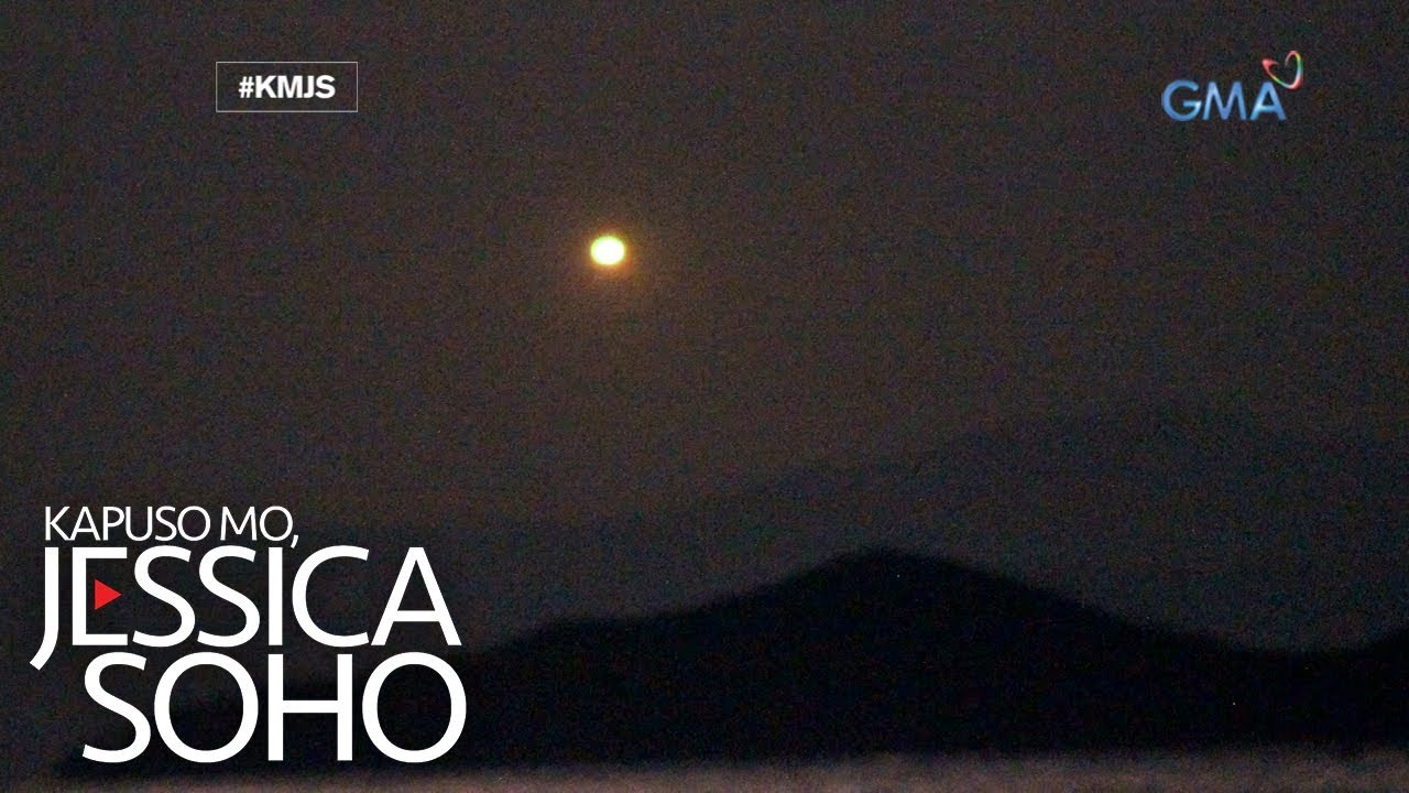 Kapuso Mo, Jessica Soho: UFO sighting sa Negros Occidental, totoo nga ba?