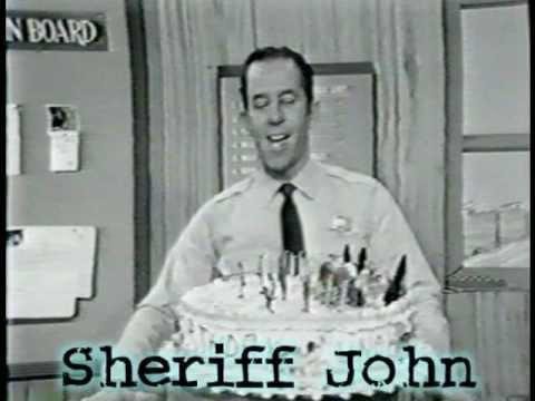 Epitaph for Sheriff John