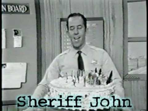 Epitaph for Sheriff John