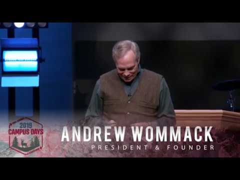 "Download Andrew Wommack ""How To Walk By Faith:Revelation Knowledge""@ Charis Bible College Campus Days  4/4/19"