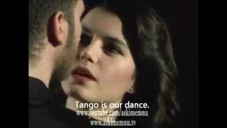 Bihter and Behlul are dancing (Tango) (With ENGLISH SUBTITLES)