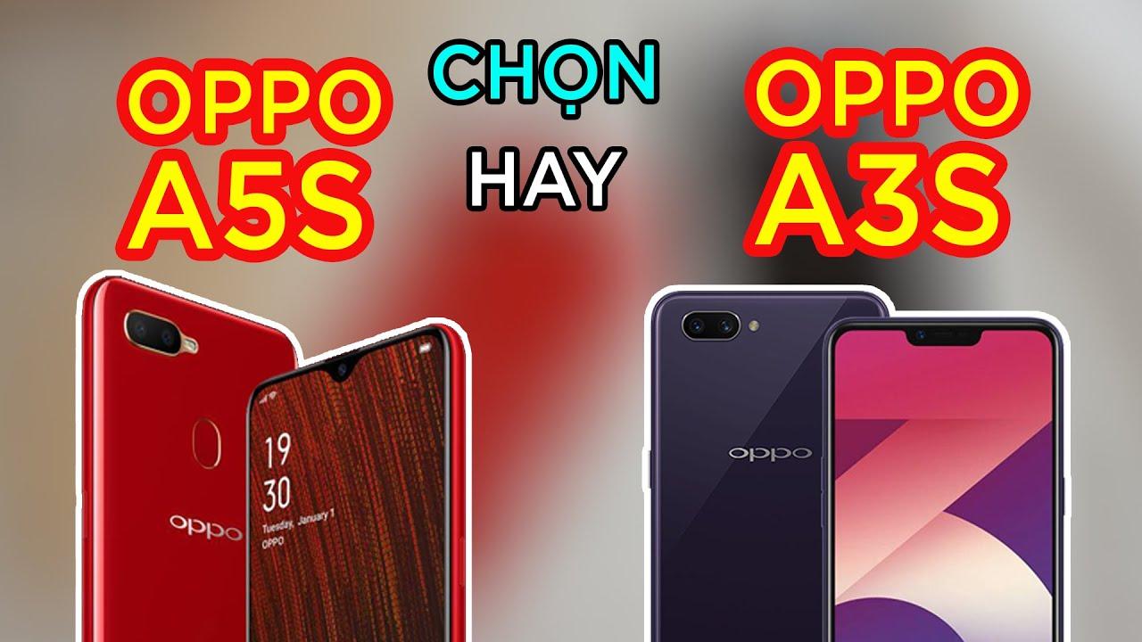 So sánh OPPO A5s vs OPPO A3s: Dưới 4 triệu nên chọn máy nào? #1