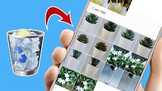 Cara Mengembalikan Foto Yang Telah Terhapus di Android Mudah Tanpa Root.