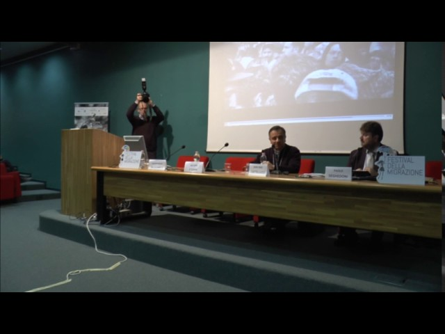 Festival della migrazione 2016 -  intervento di Don Erio Castellucci - seconda parte