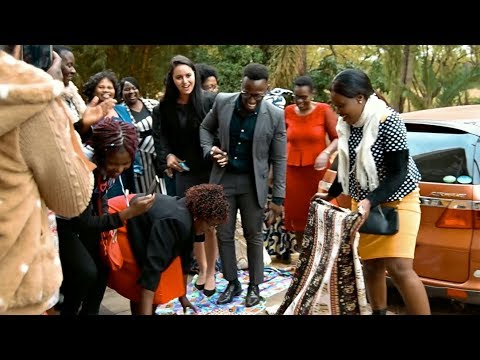 SURPRISE Zimbabwean Wedding For Sonia - Brian Nhira
