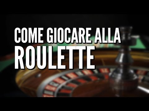 Giocare al casino online