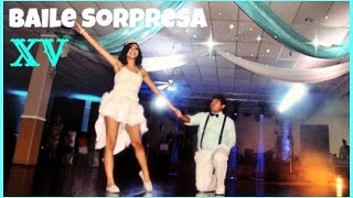my quinceaera surprise dance baile sorpresa