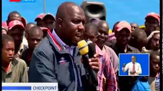 Kipchumba Murkomen explains his comments on Mau evictions (Part 1)