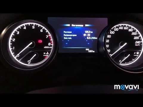 Расход Toyota Camry V70 3.5 249 лс