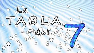 La Tabla Del 7 Canciones Infantiles Aprender La Tabla Del Siete Canciones Para Niños Youtube