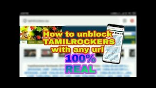How to unblock Tamilrockers website 2020 | Tamilrockers new domain | Pshcho | naan sirithal |