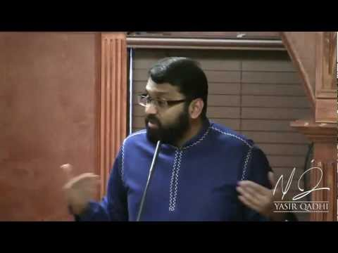 The first story revealed in the Qur'an - Surah al-Qalam by Yasir Qadhi | March 2012
