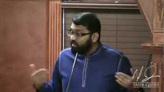 Gambar cover The first story revealed in the Qur'an - Surah al-Qalam by Yasir Qadhi | March 2012