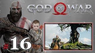 """GOD OF WAR [PS4] (18+) #16 - """"Mimir"""""""