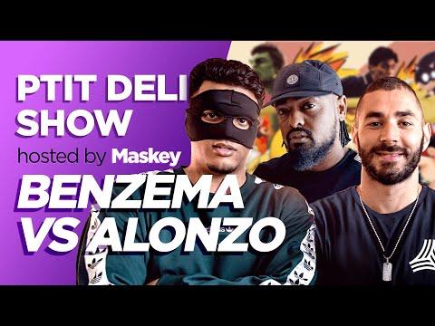 BENZEMA vs ALONZO – MASKEY