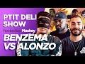 BENZEMA vs ALONZO / MASKEY – Ptit Delire Show