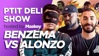 BENZEMA vs ALONZO – MASKEY