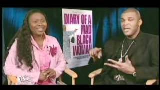 Diva TV Magazome featuring Tyler Perry DMBW clip1