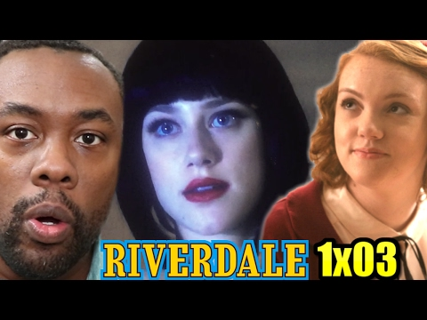 "RIVERDALE 1x03 REVIEW - DARK BETTY? BARB IS ALIVE! #Riverdale Recap ""Body Double"""