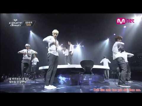 [Vietsub] EXO Moonlight LIVE MCD 06.05.14