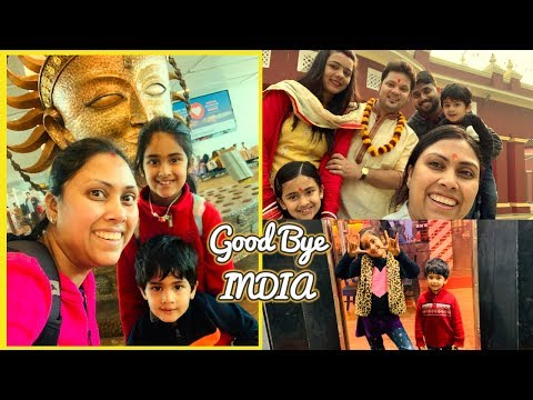 Last Vlog from India II Big Bazar Shopping and some family time II Indian Mom Vlogger