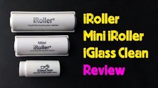 iRoller | Mini iRoller | iGlassClean Review
