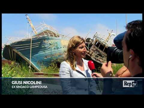 """Sindaco Lampedusa contro i migranti, Nicolini: """"Terrorismo psicologico fuori tempo massimo"""""""