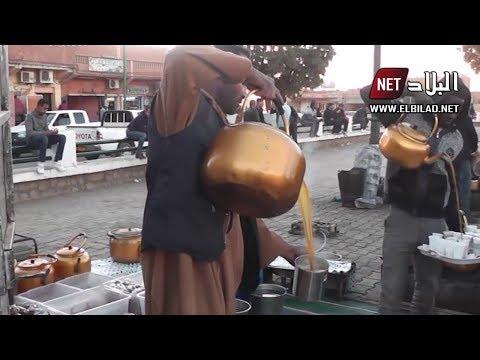 تمنراست : عبد القادر ..أشهر بائع شاي ومكسرات بالمنطقة