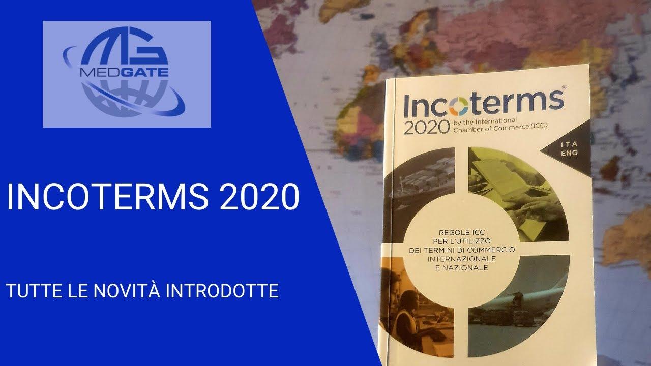Incoterms 2020, nuovi incoterms tutte le novità che devi ...