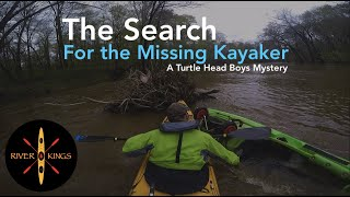 Abandoned Kayak Mystery - Missing Kayaker Search